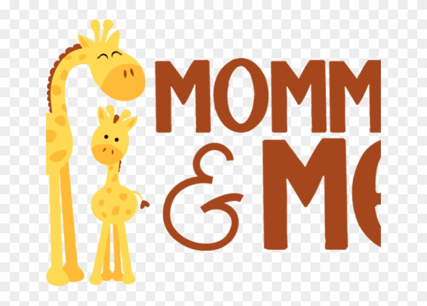 Mommy & Me Clipart (#2860449).