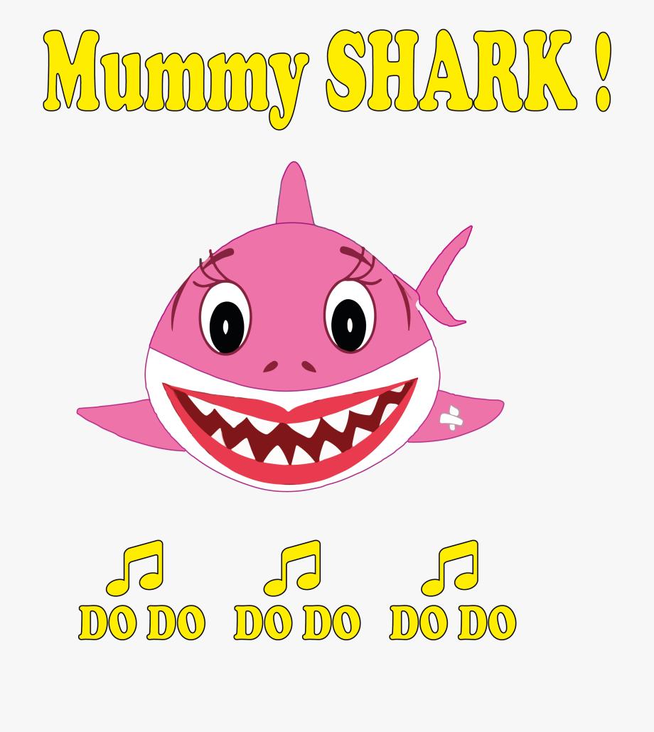 Doo Baby Shark Clipart Doo.