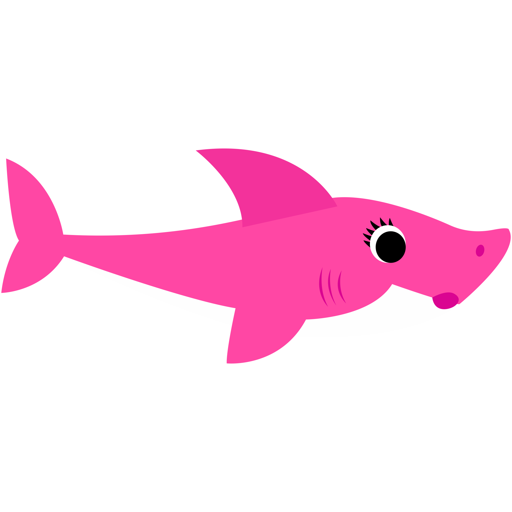 Mommy Shark PNG 01.