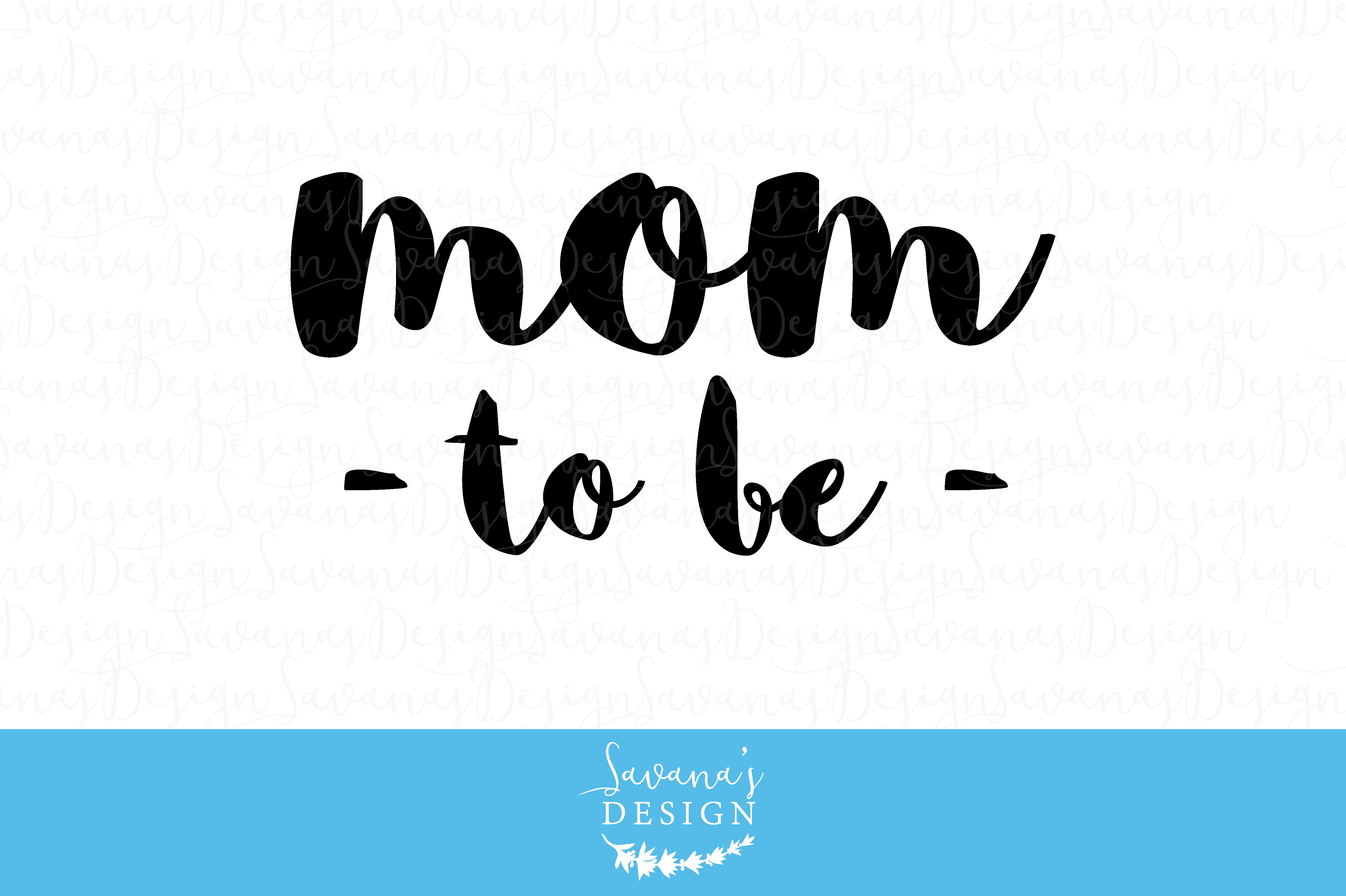 Mommy To Be Clipart.