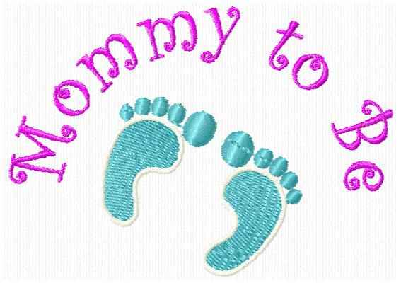Mother To Be Clipart.
