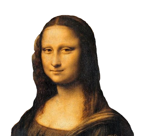 Mona Lisa Png (91+ Images In Collection) #535609.