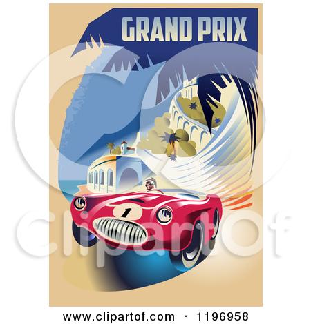 Monaco clipart #12