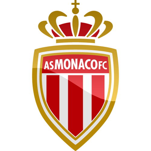 AS Monaco FC Wikipedia Logo Image.