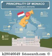 Monaco ville Clipart Illustrations. 10 monaco ville clip art.