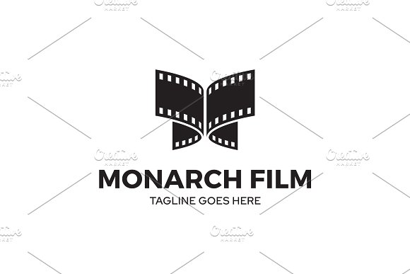 Monarch Film Logo.