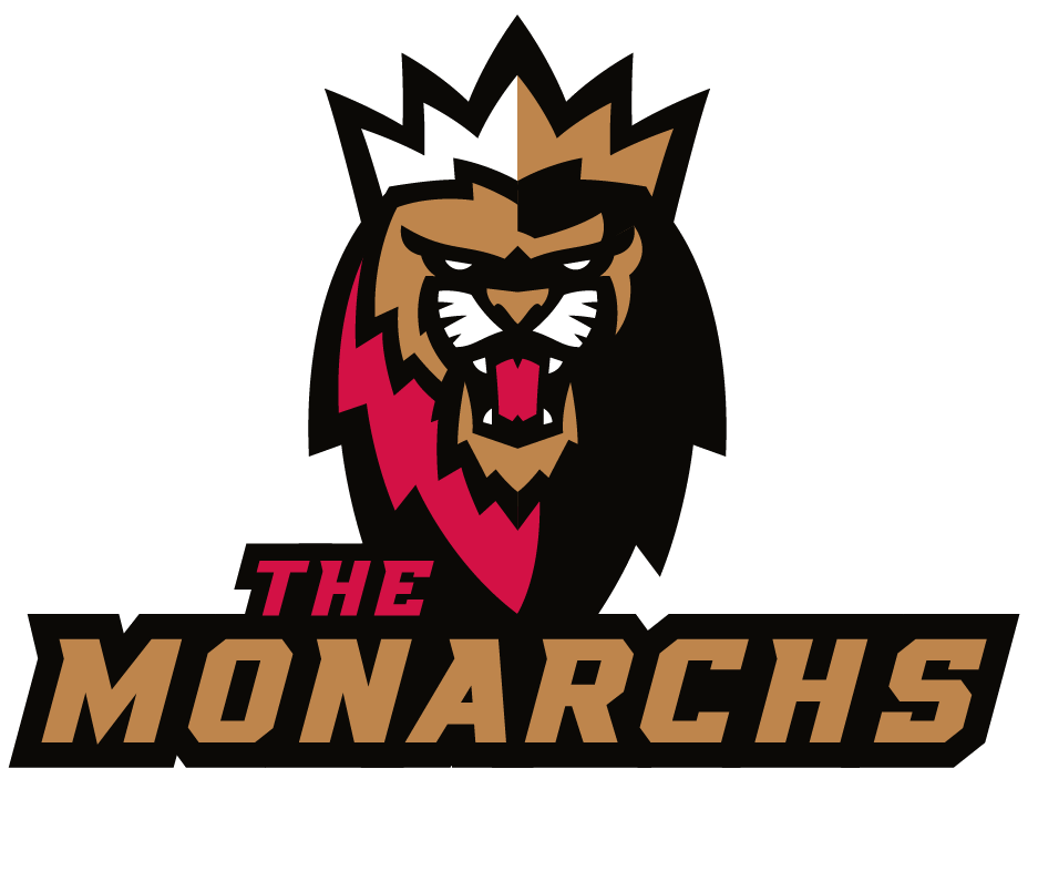 Team Monarchs Logo & Official T.