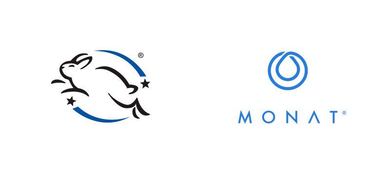 Monat Logo.