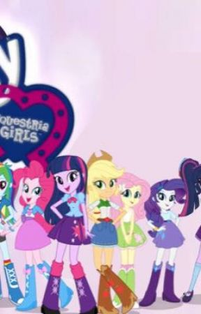 Equestria Girls/Guys.