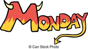 Monday Clipart Group with 88+ items.