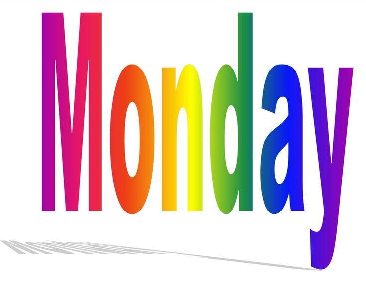 Monday clipart free » Clipart Portal.