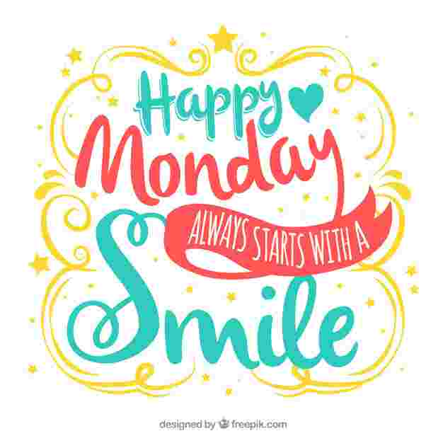Cliparts Library: Marvelous Monday Clipart Motivation Free.