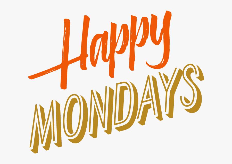 Happy Mondays Logo.