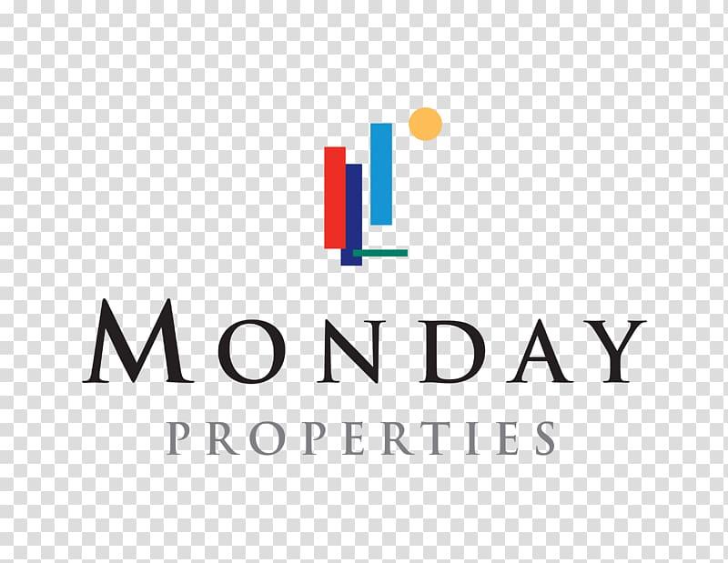 Logo Brand Monday Properties, others transparent background.