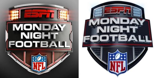 ESPN\'s \'Monday Night Football\' gets new logo.