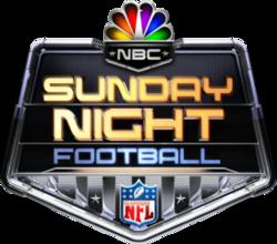 NBC Sunday Night Football.