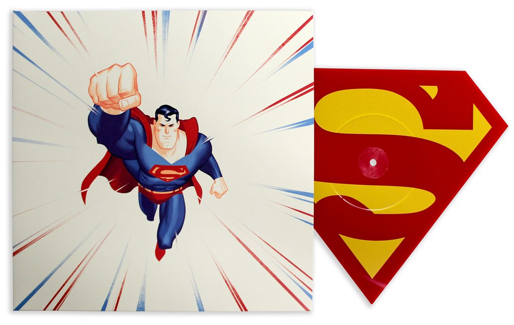 Superman: The Animated Series.