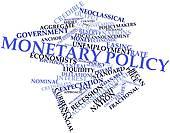 Stock Illustration of Monetary policy k11719176.