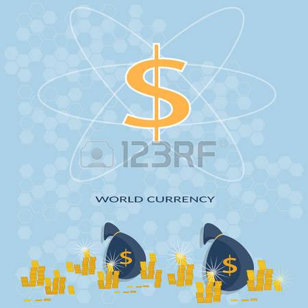 Monetary system clipart #2