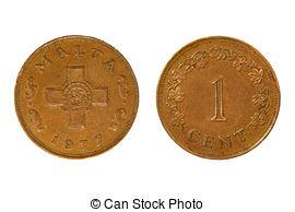 Stock Photography of Old french monetary unit franc..