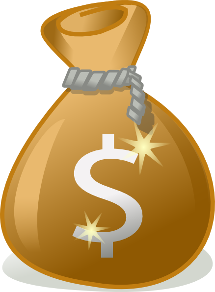 Free Cartoon Bag Of Money, Download Free Clip Art, Free Clip.