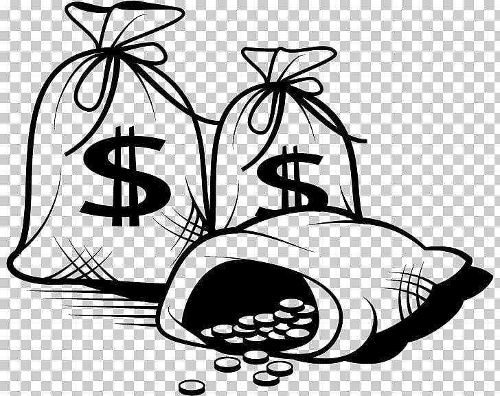 Money bag , purse PNG clipart.