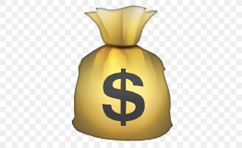 Money Bag Emoji Clip Art, PNG, 501x501px, Money Bag, Bag.