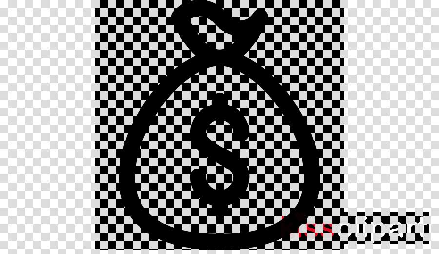 Money Bag Clipart Transparent Back.
