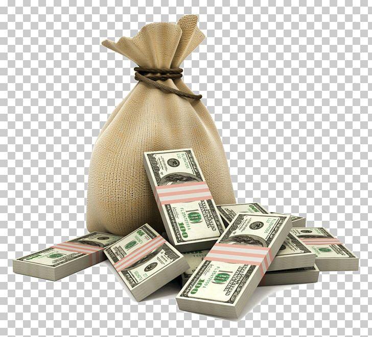 Money Bag Loan Deposit Business PNG, Clipart, Bank, Banknote.