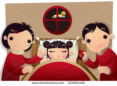 Parents Sleep Stock Vectors, Images & Vector Art.