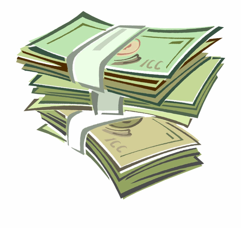 Stack Of Money Clipart Png Download.