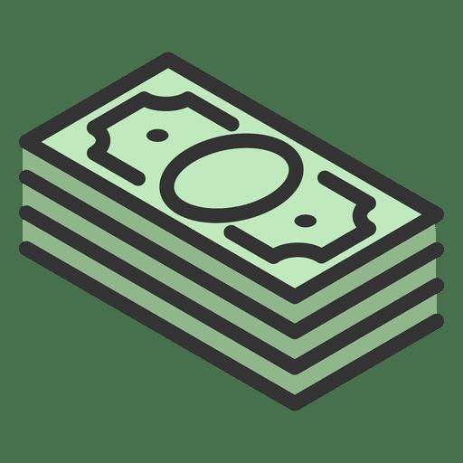 Money Cash Clip art.
