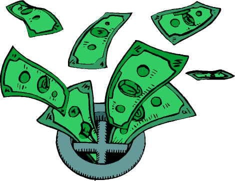 American Grammar Checkup: Money Down the Drain (Updated.