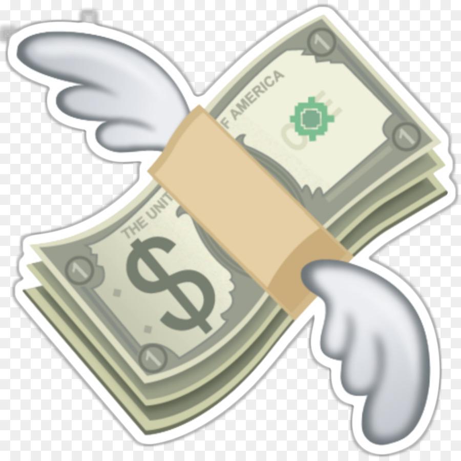 Money Bag Emoji clipart.