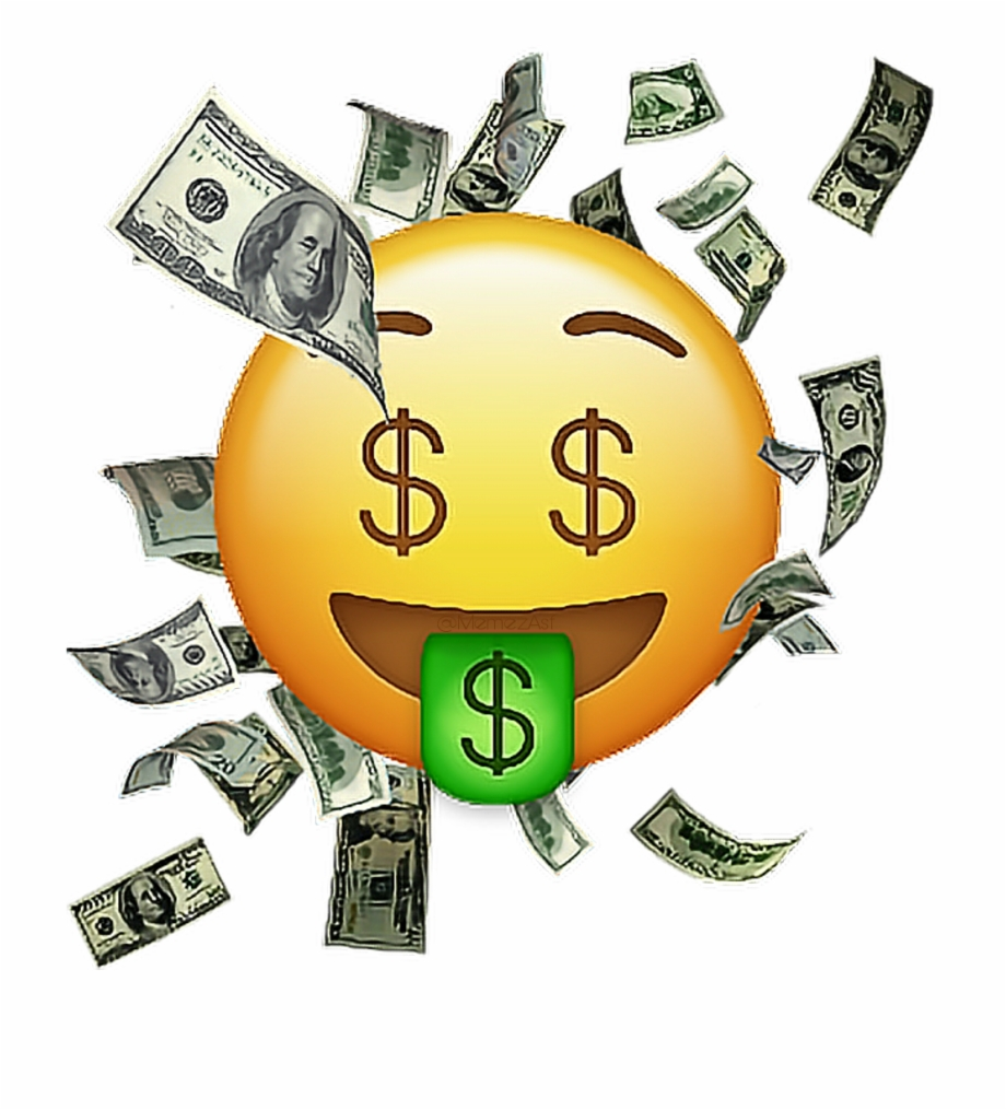 Emoji Money Png.