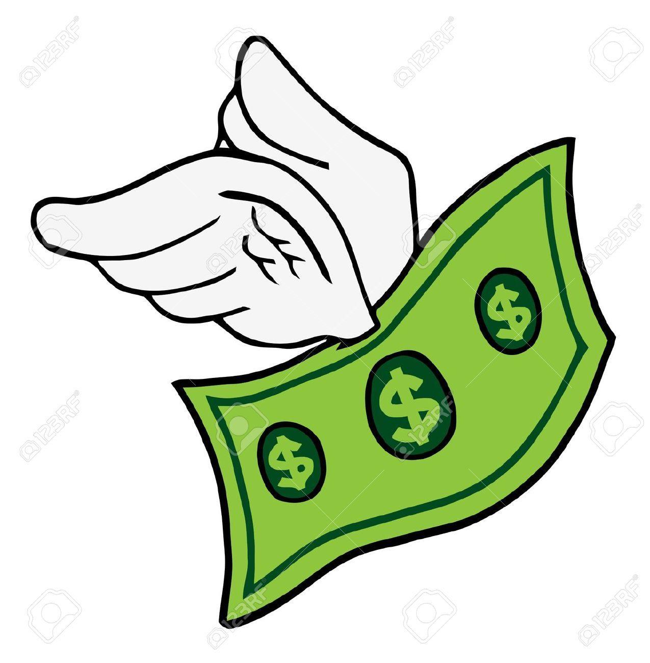 Money flying clipart » Clipart Portal.