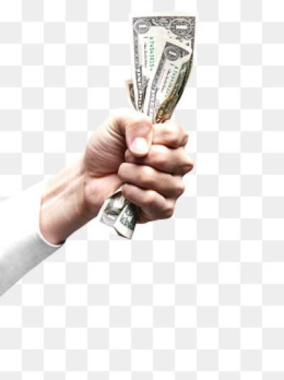 Download Free png Take The Money Hand PNG Images.