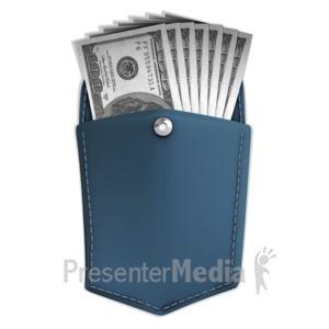 Money Burning Hole In Pocket.