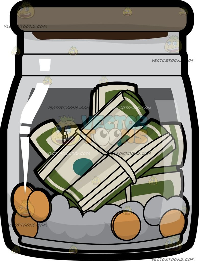 Dollars clipart money jar, Picture #2618153 dollars clipart.
