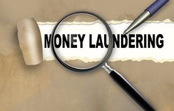 Money Laundering Clip Art.