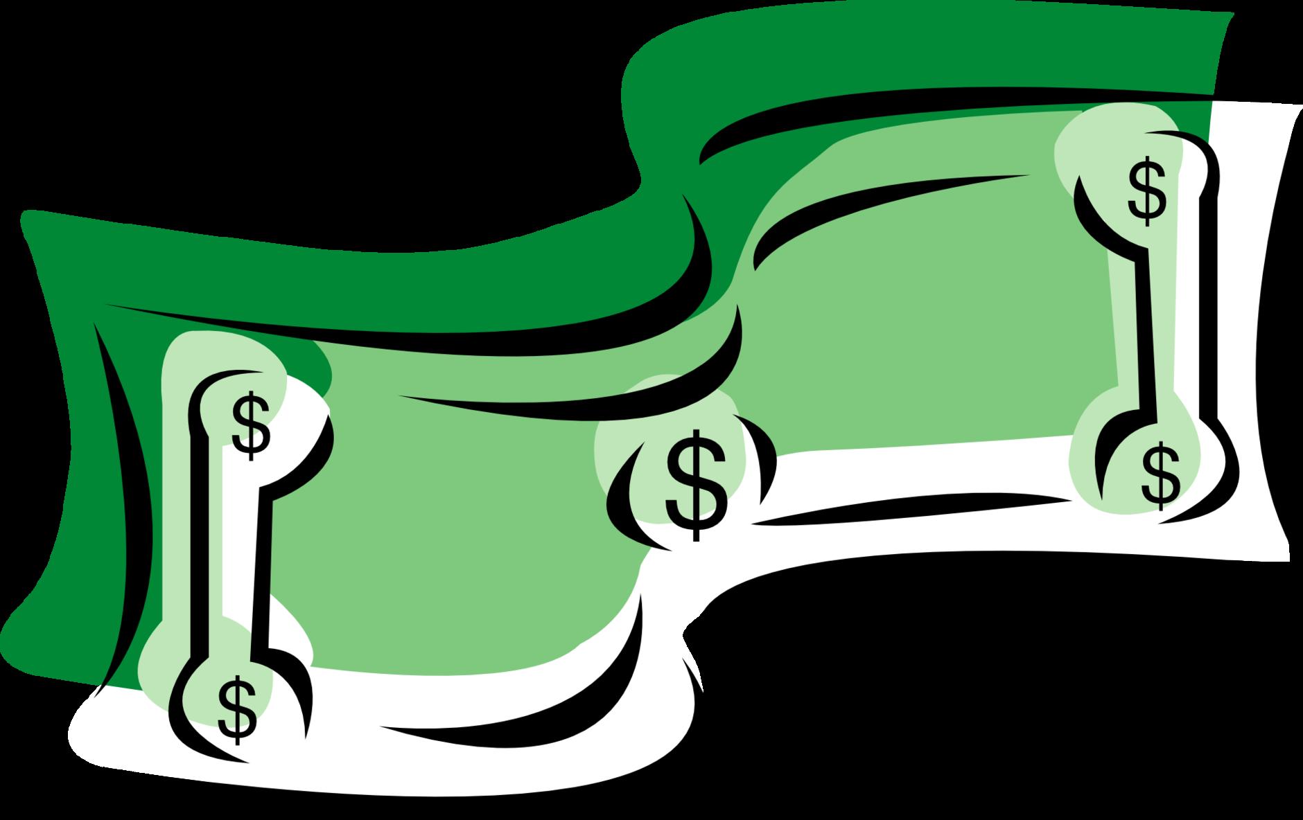 Money   Live Free Chipamogli Clipart.