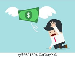 money loss clipart #8