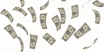 Money Rain Png Vector, Clipart, PSD.