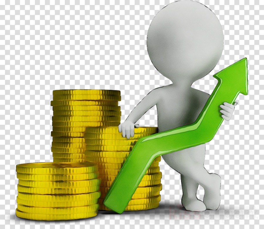real estate money saving animation cash clipart.