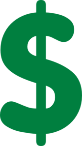 Money Sign Clip Art at Clker.com.