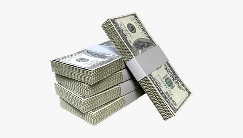 Stack Of Money Png.
