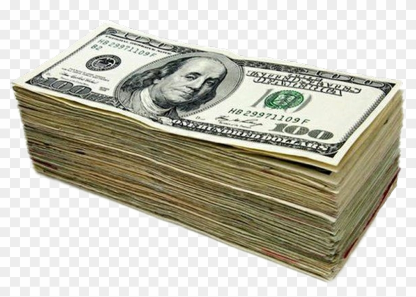 Stacks Of Money Transparent Background.