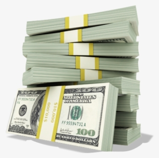 Free Stack Of Money Clip Art with No Background.