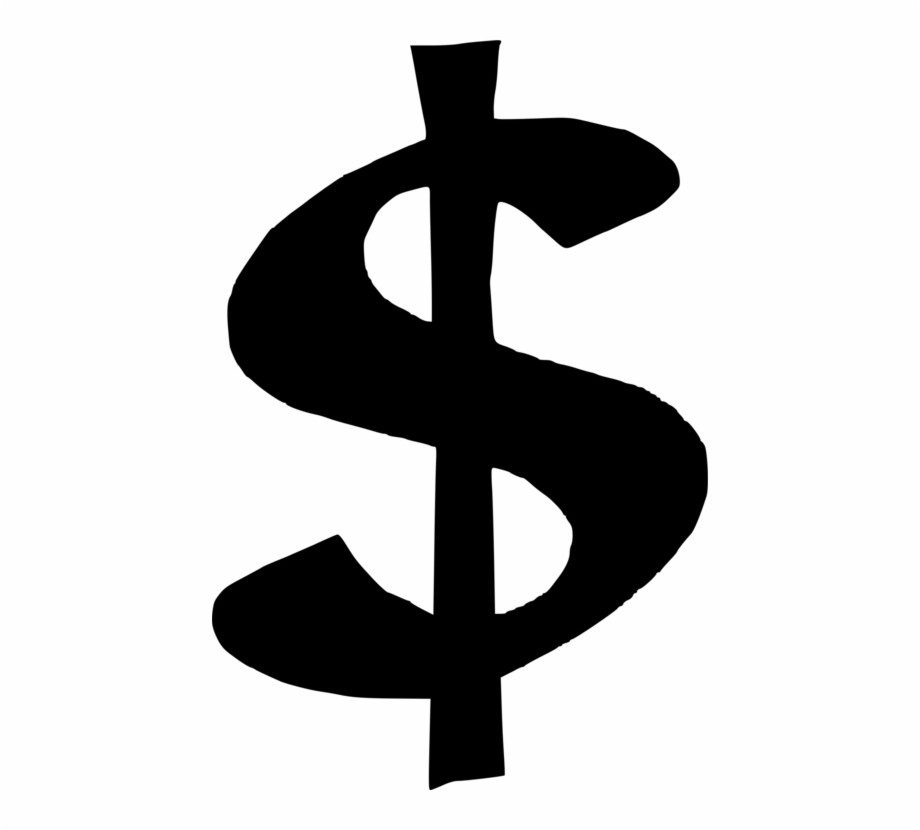 Dollar Sign Money Currency Symbol United States Dollar.