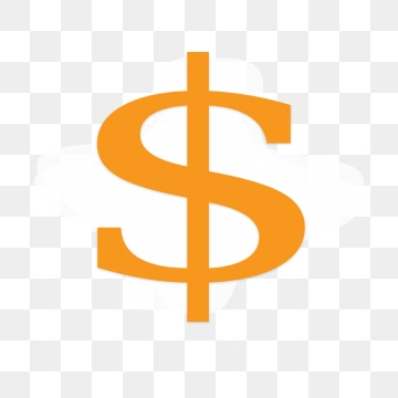 Money Symbol PNG Images.